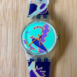 *New vintage Swatch Watch